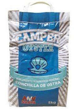 CAMPER-CONCHILLA